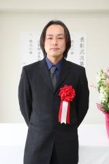 190307関地協厩務員表彰式・河崎1