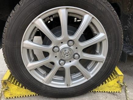 3222019 Honda Normal tires S3