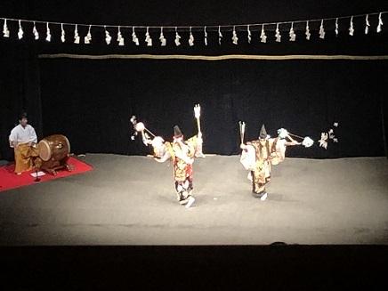 3242019 神楽呉公演 紅葉狩 S25