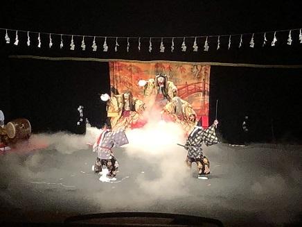 3242019 神楽呉公演 紅葉狩 S27