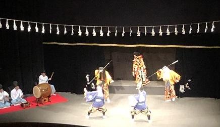 3242019 神楽呉公演 滝夜叉姫 S6