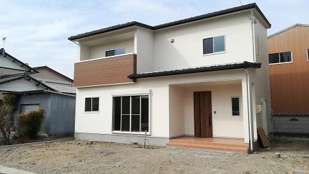 赤坂新町 竹中邸 完成外観