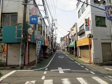 上板橋駅周辺11