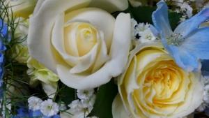 従弟結婚式~花~