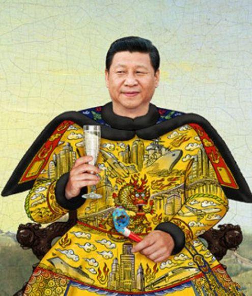 中国皇帝 習近平