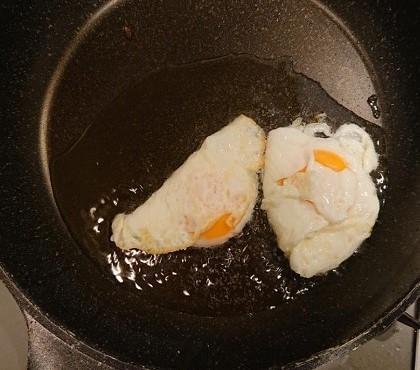 納豆入り肉そぼろご飯4
