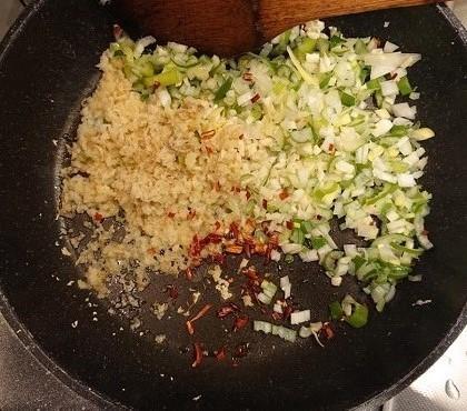納豆入り肉そぼろご飯6