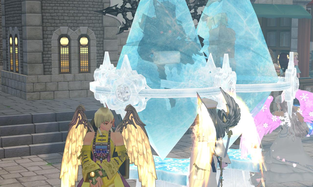 氷のクリスタル2-3