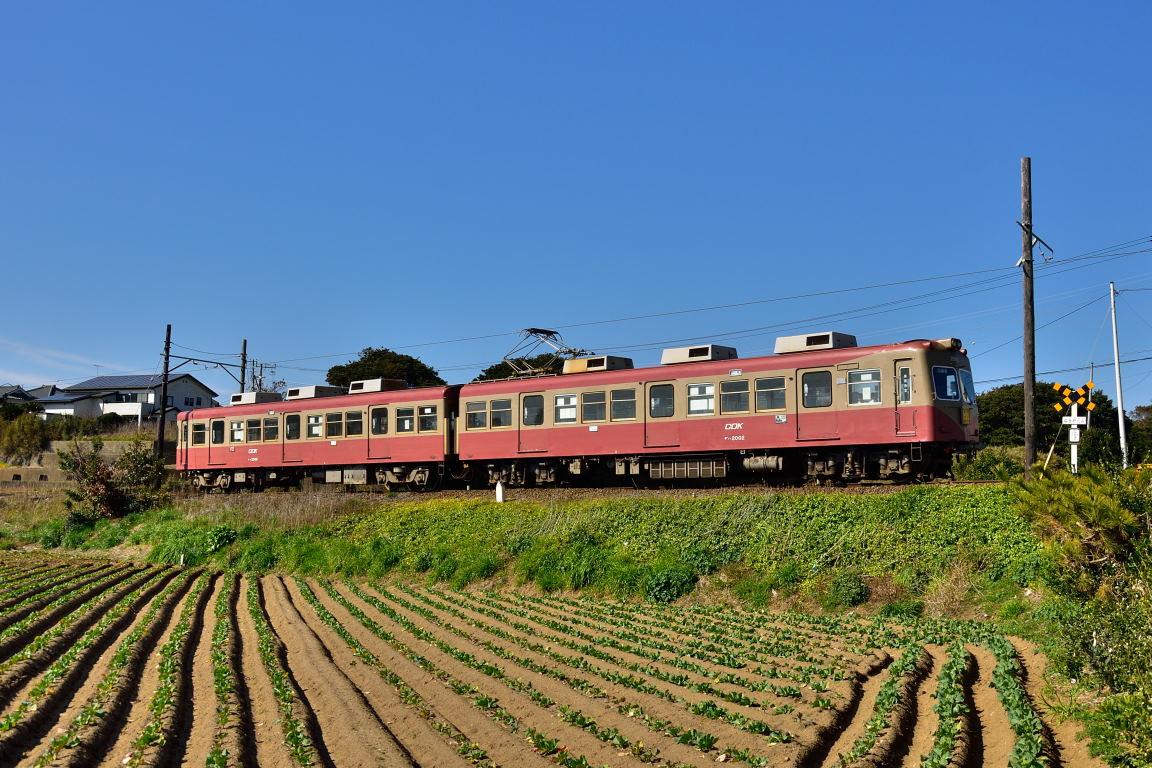 2019.02.18_1040_33 海鹿島~君ヶ浜 銚子電鉄2002編成
