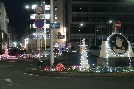 5 駅の南口