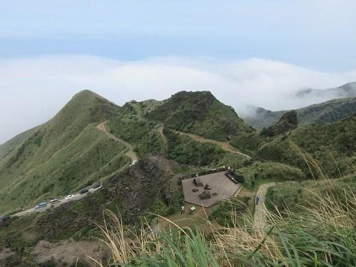 21 登山道の景色