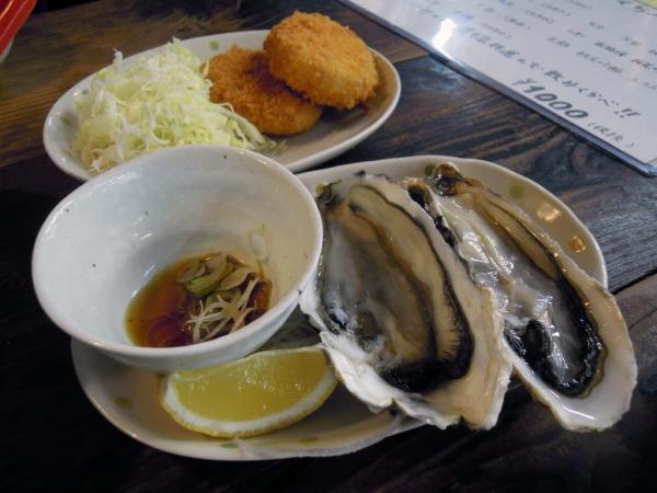 あっけし_生牡蠣