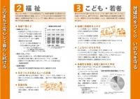市民ネットワークちば政策集3ページ