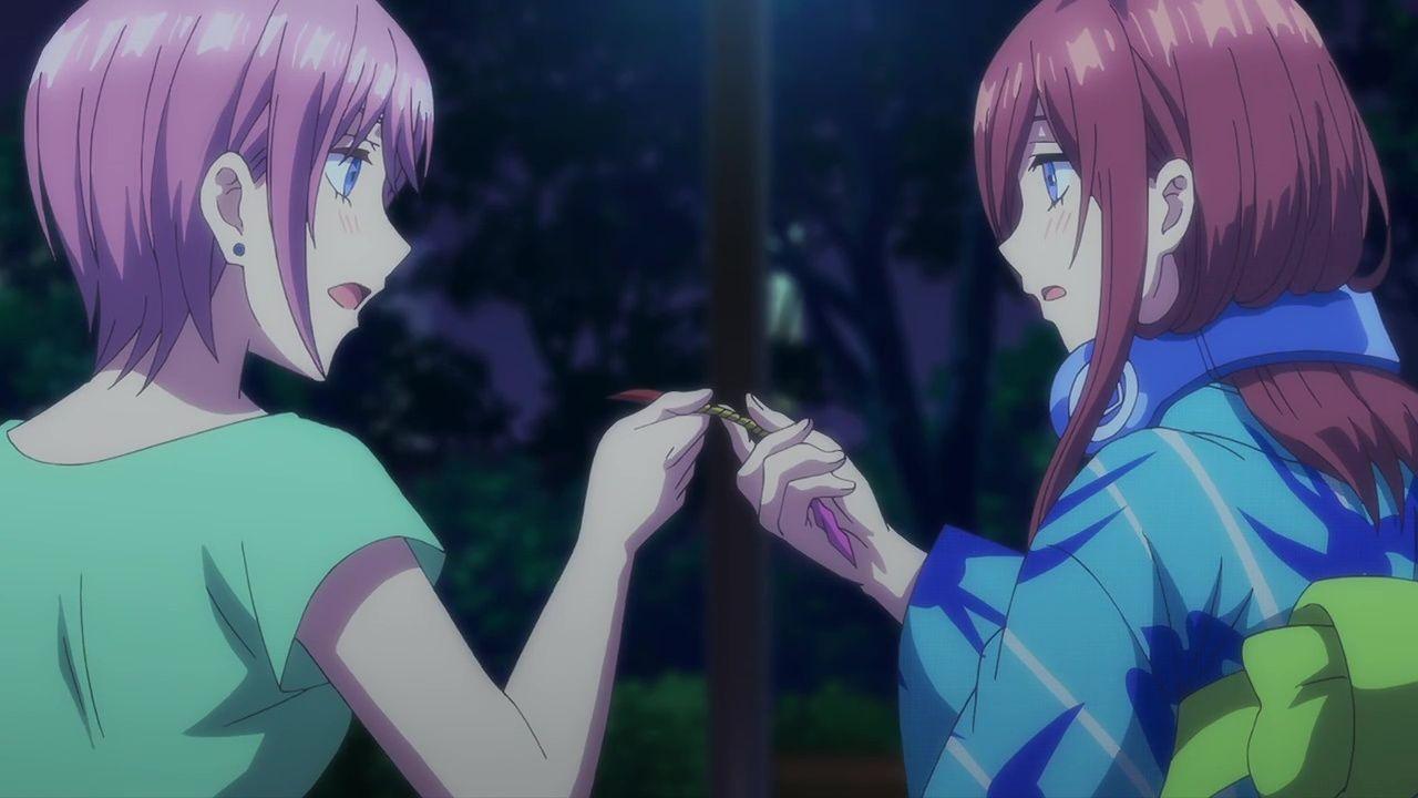 『五等分の花嫁』9話感想 三玖さん「大丈夫、心配ない」←たぶん大丈夫じゃない