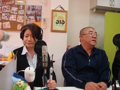 仲谷 奉子さんと福山副住職