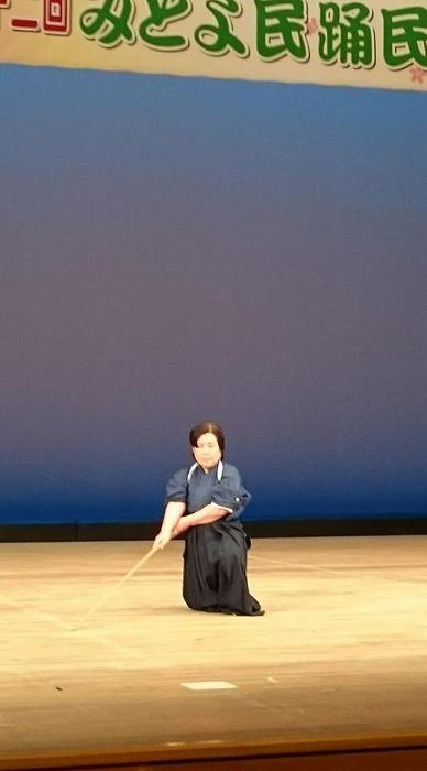 三豊民踊民舞祭り マリンウェーブ 31 3 24
