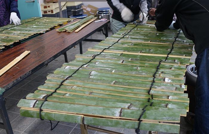 竹をつなぐ 31 3 30