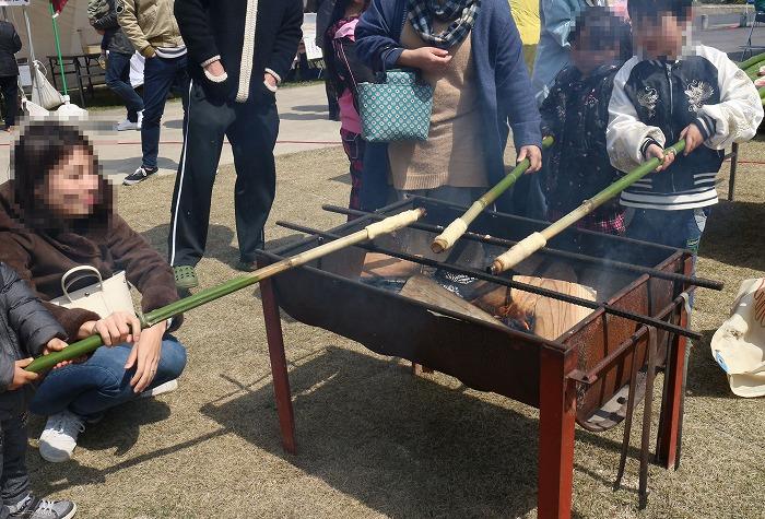 竹巻きパン作り 31 3 31