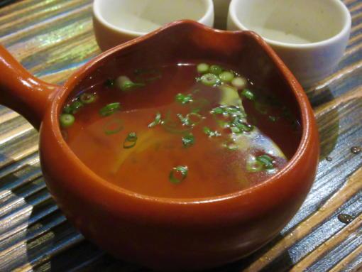 023  お通しスープ(1)