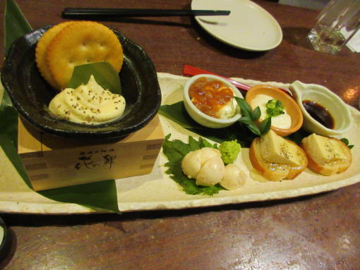 013  チーズ盛り合わせ(1)