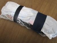 圧縮袋とマジックテープ