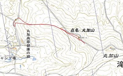 丸加山log