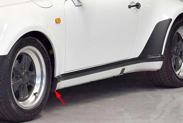 911ターボ サイドステップ 640×430