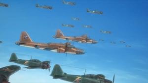 飛竜と零戦52型
