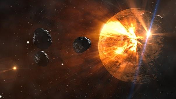 【滅亡回避】地球への「小惑星衝突」を映画のように爆破して回避するのは不可能な模様