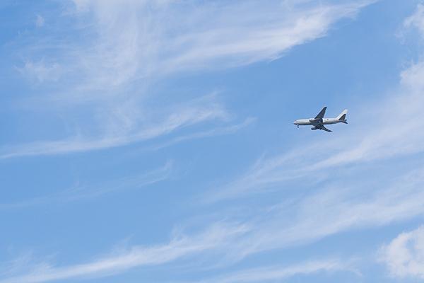 飛行機と空6