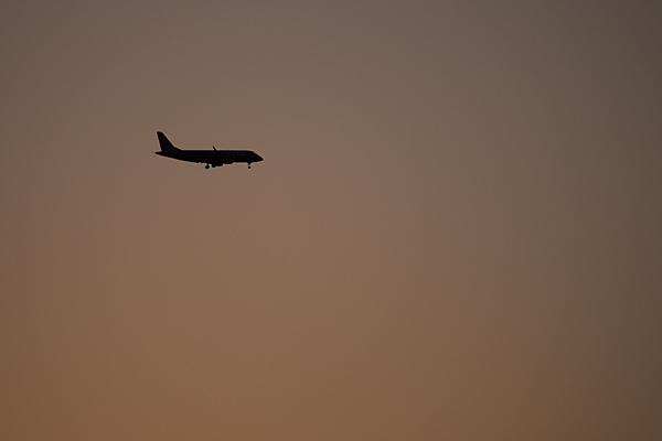 飛行機と空8