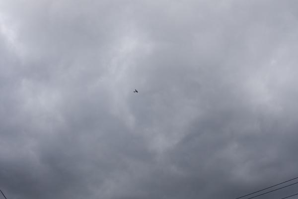 飛行機と空9