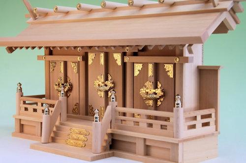 明治神殿三社