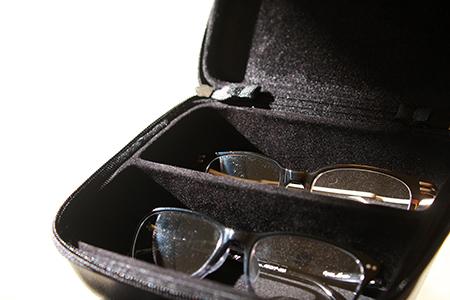 One/Three Compound Frame めがねケース ワンスリー glasses Box THE 2nd 新潟県 見附市 眼鏡店 めがねセレクトショップ