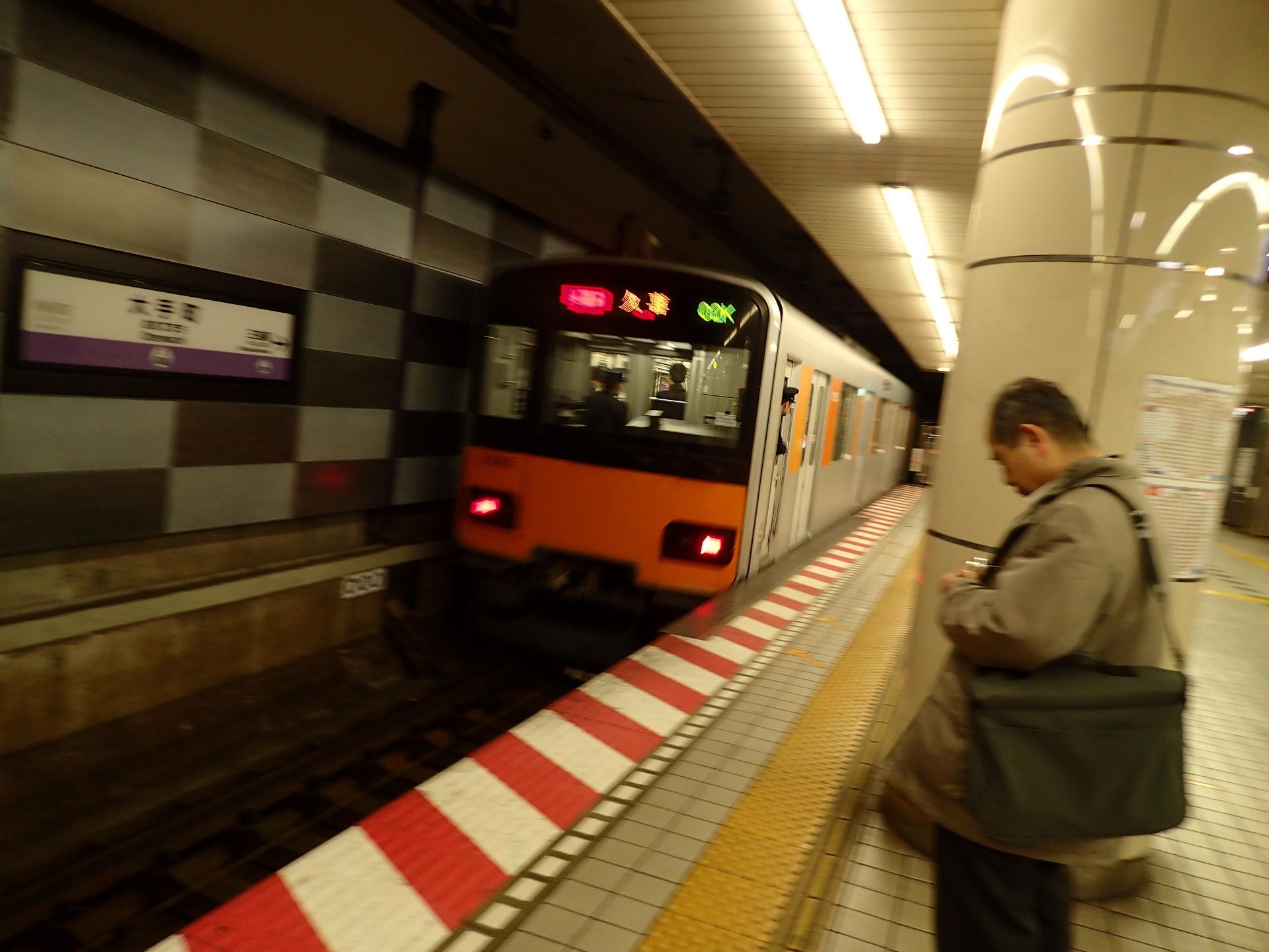 東武50050形です。
