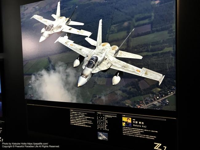 NIKON Z7 でプロが撮影した戦闘機の写真