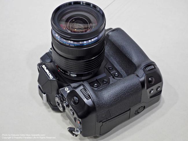 OLYMPUS OM-D E-M1XとM.ZUIKO DIGITAL ED 12-40mm F2.8 PRO
