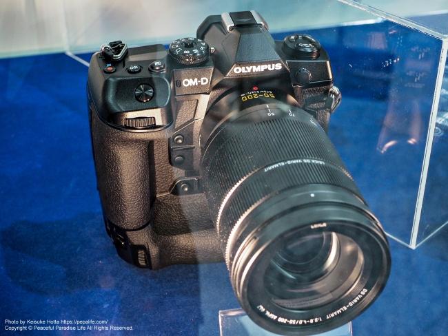 OLYMPUS OM-D E-M1XとLEICA DG VARIO-ELMARIT 50-200mm / F2.8-4.0 ASPH. / POWER O.I.S.