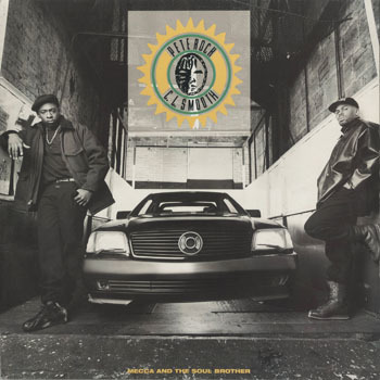 HH_PETE ROCK and CL SMOOTH_MECCA AND SOUL BROTHER_201903