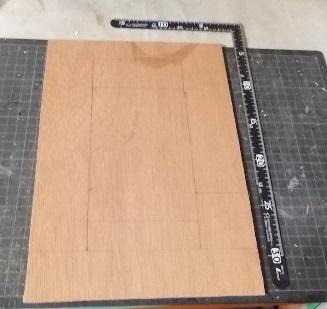 ベニヤ板5㎜厚