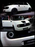 Honda e ホンダ イー プロトタイプ ジュネーブ