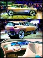 BMWの次世代EV「iNext」