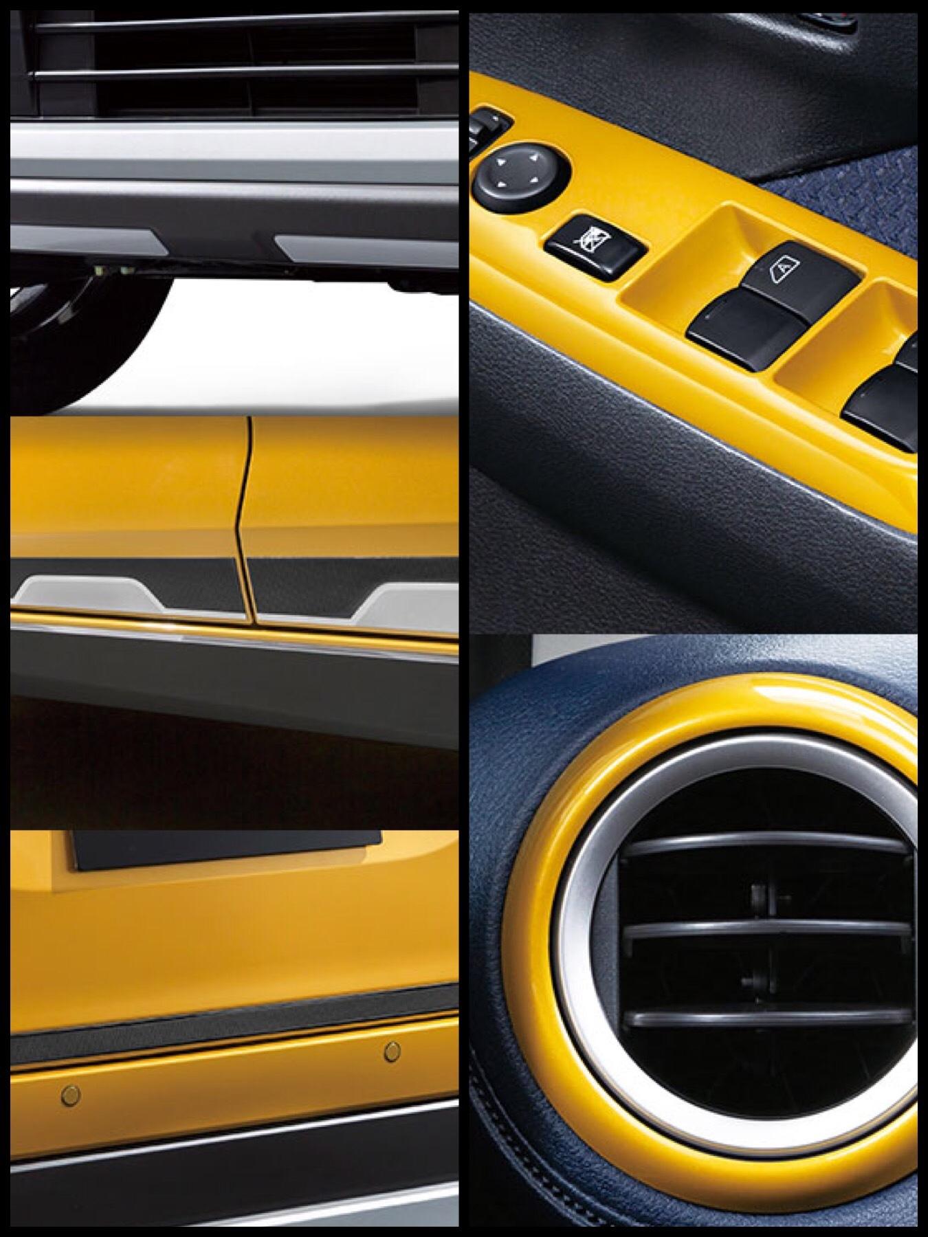 三菱 eK X ekクロス 軽SUV オプション
