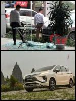三菱 ベトナム ペダル踏み間違い事故 エクスパンダー