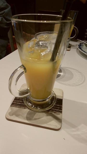 オレンジジュ-ス