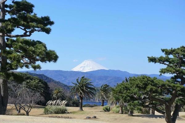 川奈ホテルゴルフコース・富士コース