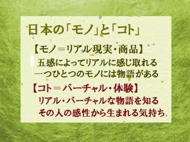 日本のモノコト
