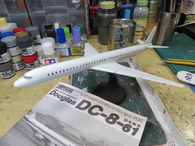 DC-8-61 1/200 の2