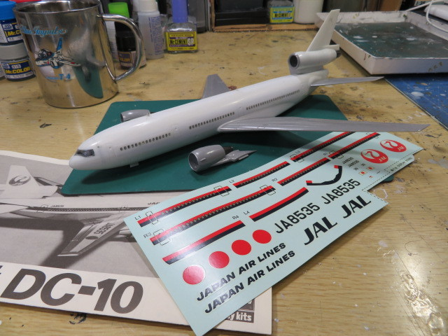 DC-10 JAL 1/200 の2