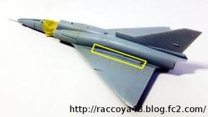 イタレリ1/72 F-21 LION 20190227a